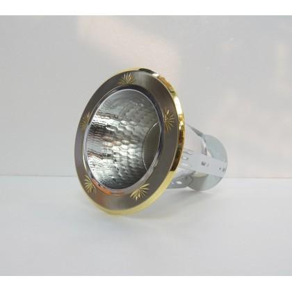 Lim Seong Hai Lighting 4 inch PLC Downlight Round Bracket c/w Reflector IM-D1746GD5/4 (NETT PRICE)